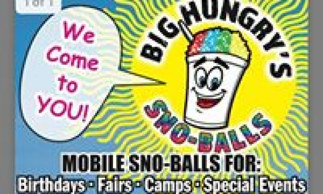 Big Hungry's Sno-Balls
