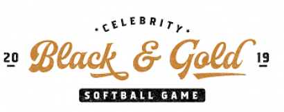 Celebrity Black & Gold Softball Game