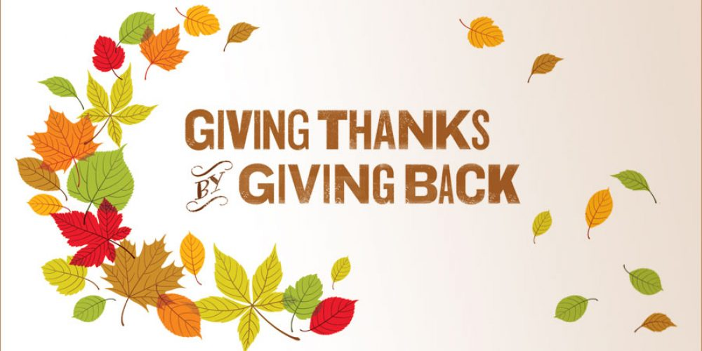 Grateful Giving: Worthy Charities on Both Shores