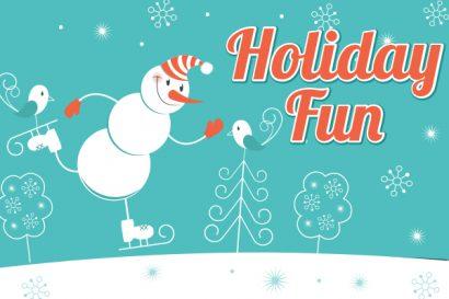HUGE Holiday Events Blog!