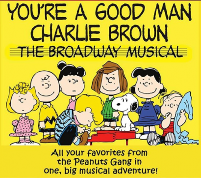 Charlie Brown at Rivertown