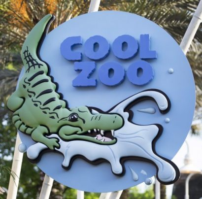 Cool Zoo Open Daily