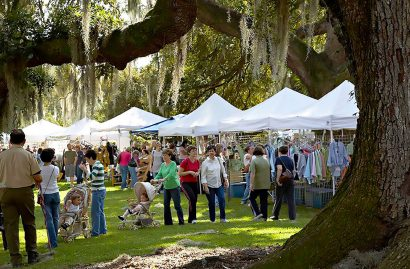 Destrehan Plantation Fall Festival