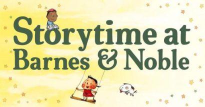Barnes & Noble Virtual Story Time