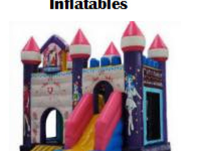 Family Time Inflatables