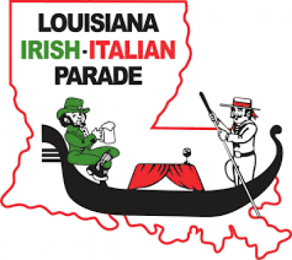 Louisiana Irish-Italian Parade (Metairie)