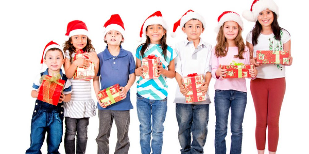 Holiday Balance: 3 Tips to Teach Kids Generosity & Appreciation
