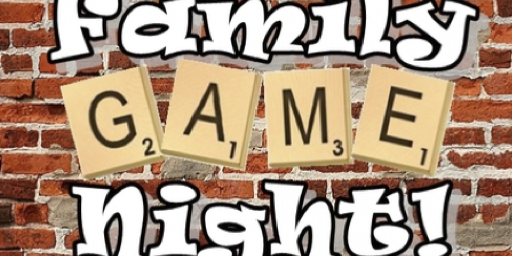 In Praise of Family Game Night