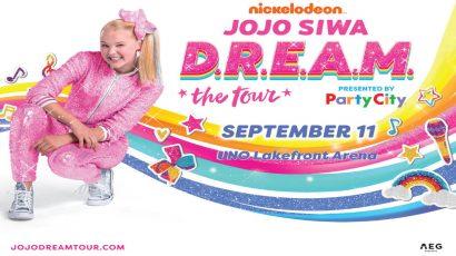 JoJo Siwa Dream Tour
