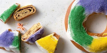 Kids' King Cake Cooking Class – New Orleans