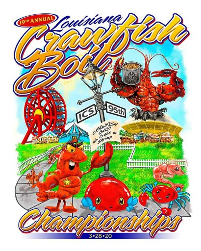 Louisiana Crawfish Boil Championship