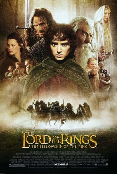 Lord of the Rings: the Fellowship of the Ring at the Prytania