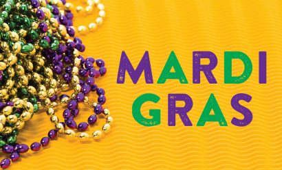 Mardi Gras Bash at La Petite Tea Room