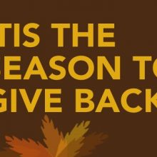 Attitude of Gratitude: How to Give Back Locally This Thanksgiving