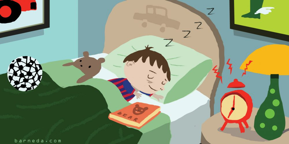 Catching Zzz's: How Much Sleep Do Children Need?