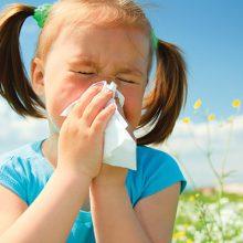 Tips for Treating Kids' Seasonal Allergies