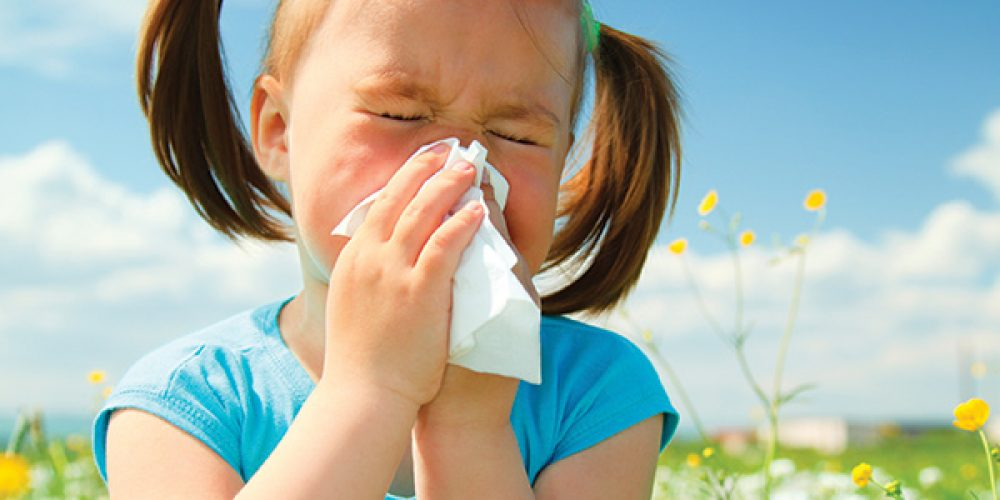 Tips for Treating Kids' Seasonal Allergies