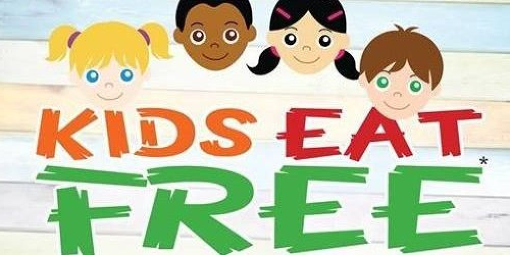 Kids Eat Free Nights on Both Shores