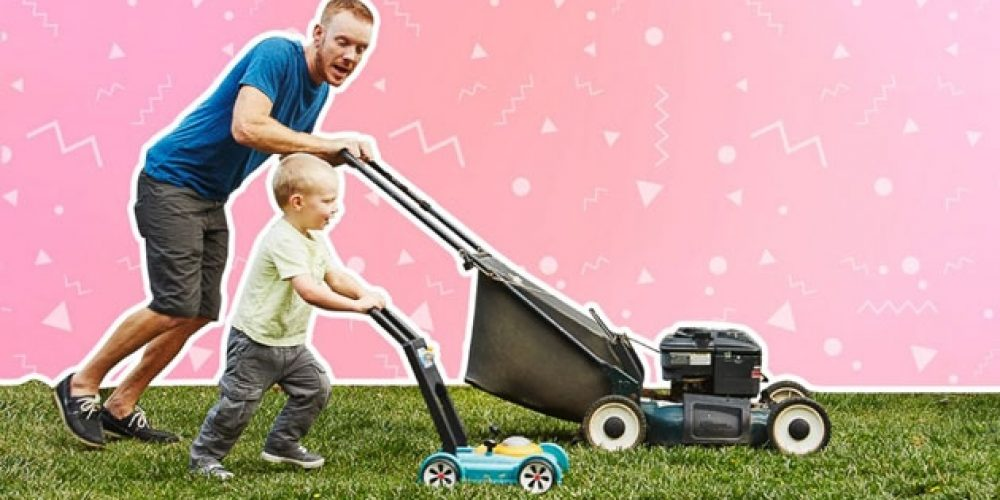 Are You a 'Lawnmower Parent'?