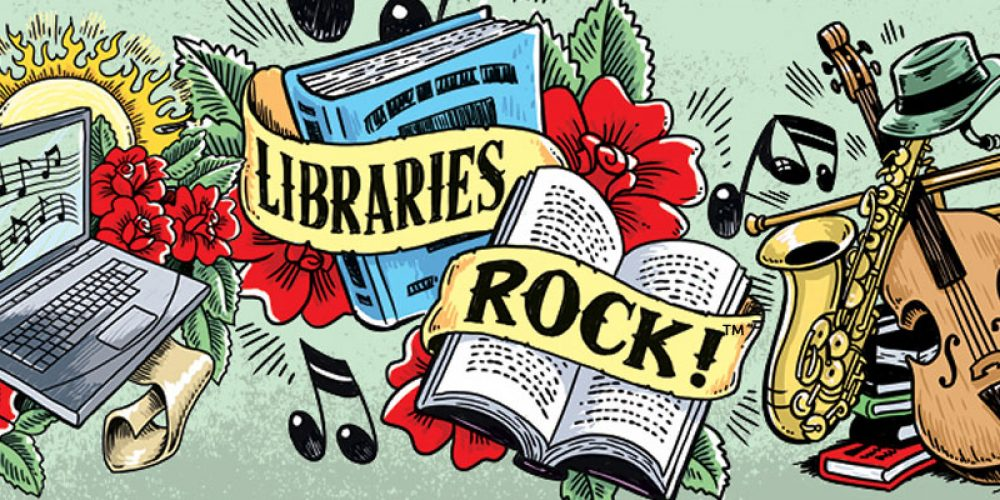 Local Libraries Rock This Summer!