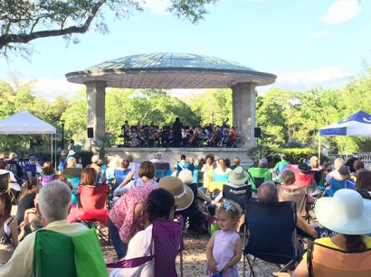 Music Under the Oaks