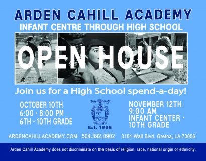 Arden Cahill Open House