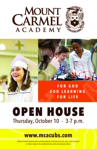 Mount Carmel Open House