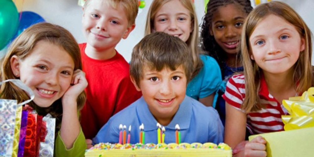 Celebration Strategy: How Plan Kids' Parties