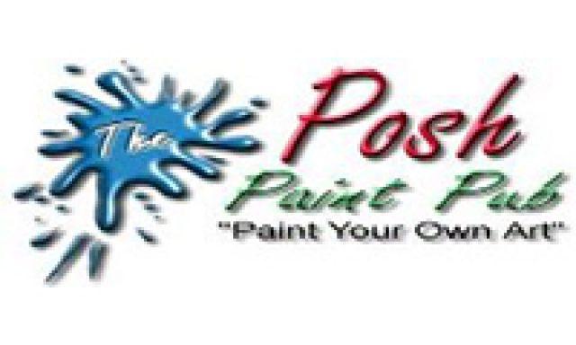 Posh Paint Pub
