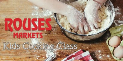 Rouse's Kids Cooking Class